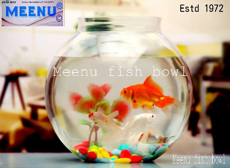 Meenu regular fish bowl
