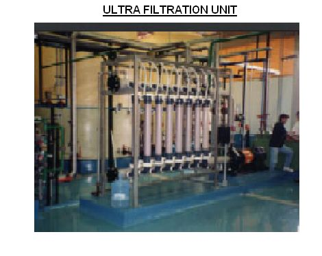 Water Treatment Equipment (wte - 03) (WTE - 03)