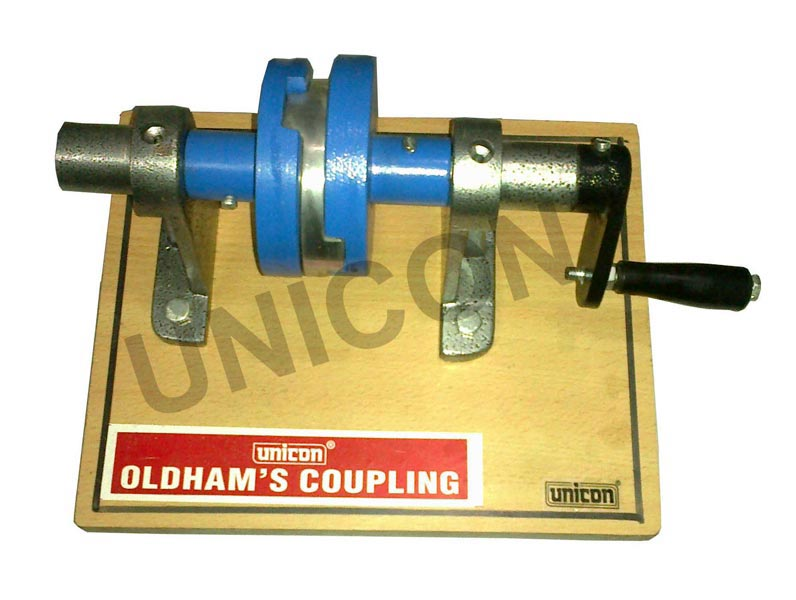 Buy Oldham's Coupling from Unicon Instruments, Chandigarh