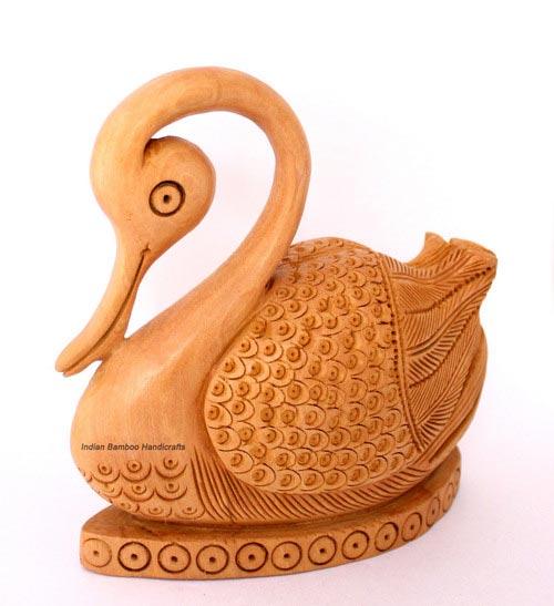 Buy Wooden Handicraft Statue From Skylord Exports Pvt Ltd Delhi