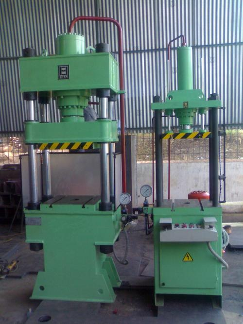 Pipe Jack Stands >> Buy Hydraulic Press Machine from K. K. Engineers, India | ID - 1712290