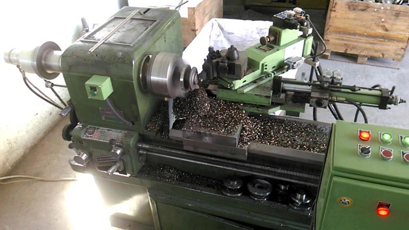 Buy Automatic Hydraulic Copy Lathe Attachment From Gamut