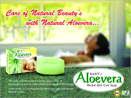 Buy Aloe Vera Soap From Magnify Exports Ahmedabad India Id 283024