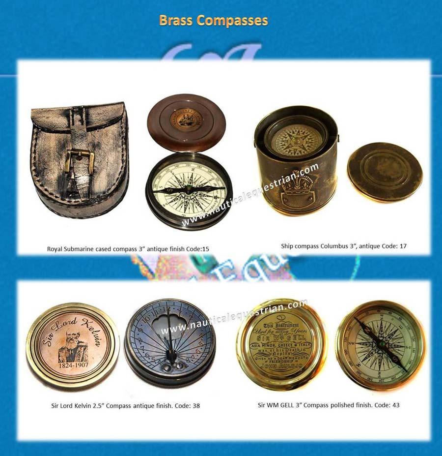 Brass Compass (BC)