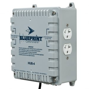 HID Hub 4 Site Blueprint Controllers