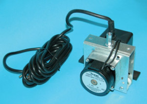 Intelli-drive motor