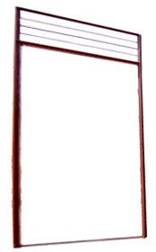 Pressed Iron Door Frames