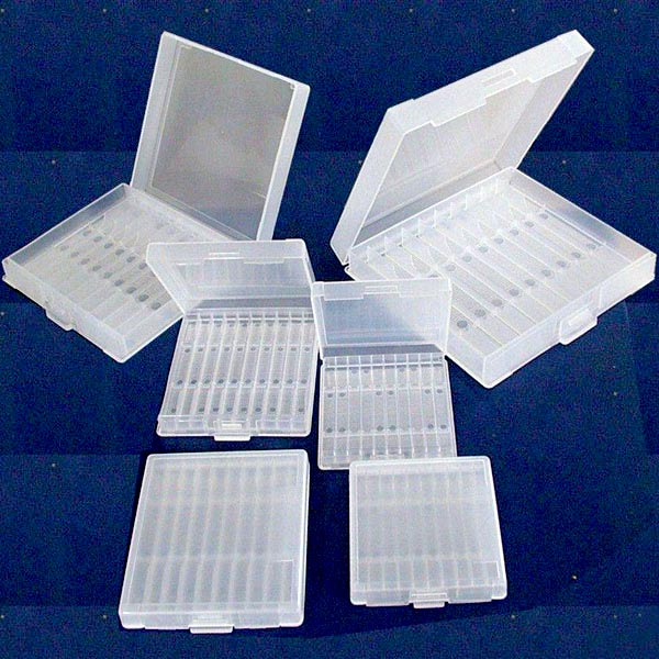 Plastic Molded Injection Box (Plastic Molded Injec)