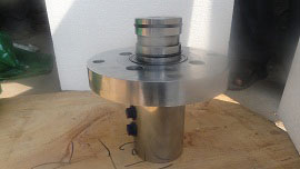 Flange Type Rotary Joints (TME-RJ-003)
