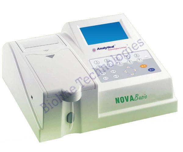Semi Automated Bio-Chemistry Analyser