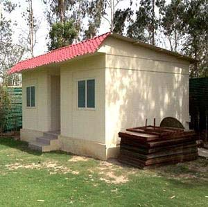 Insulated Portable Cabins