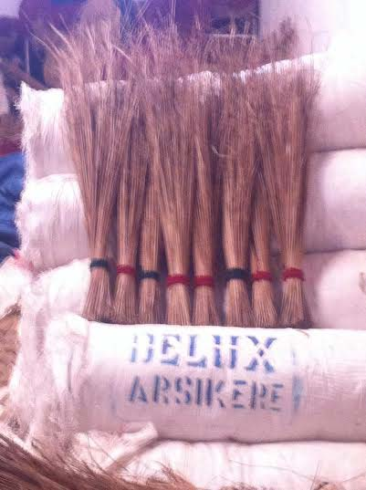Coconut Broom Sticks Manufacturer Amp Exporters From Hassan