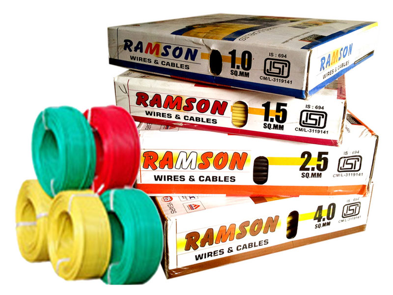 Ramsons Electrical Products Manufacturer & Manufacturer from Jodhpur ...