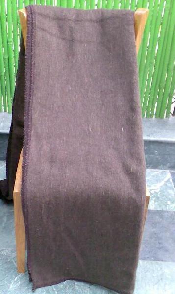 Army Acrylic Blankets (Acrylic brown)