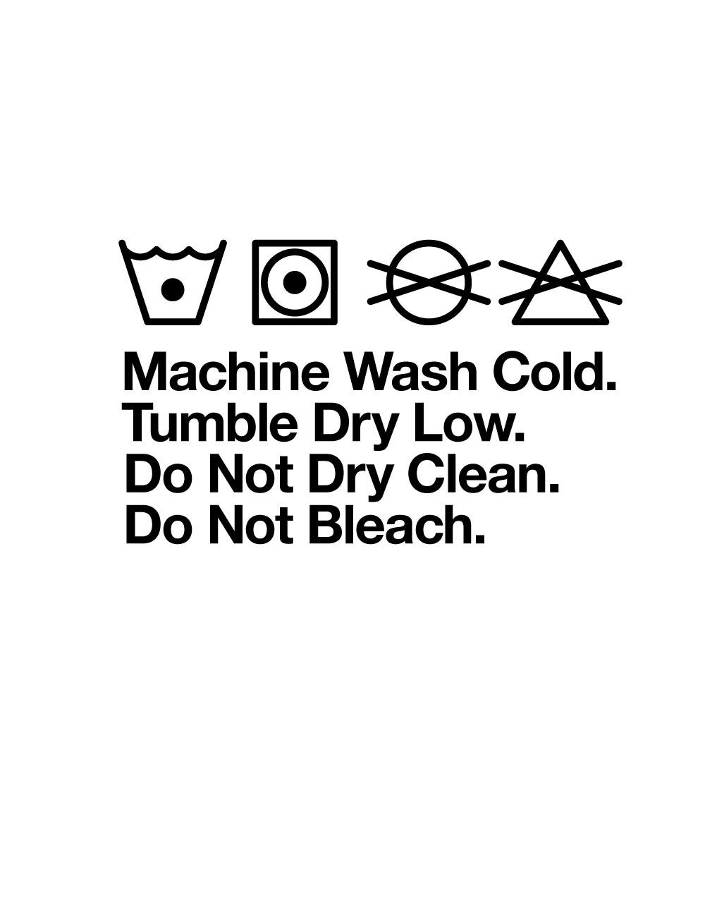 Garment Wash Care Labels Manufacturer Amp Manufacturer From