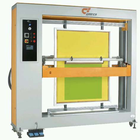 Buy Automatic Emulsion Coating Machine From Grafica