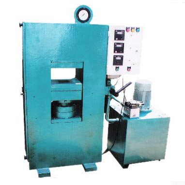 Hydraulic Rubber Moulding Machine Manufacturer in Delhi