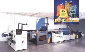 Lemo Bag Making Machine