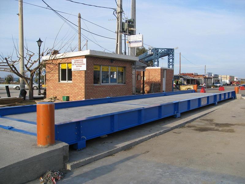 Pitless Concrete Steel Weighbridge, Truck Scale - (cs Type) (CS)