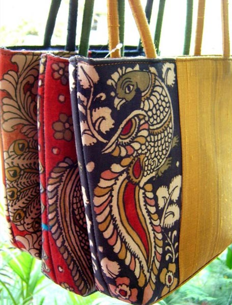 Kalamkari Shoulder Bags B