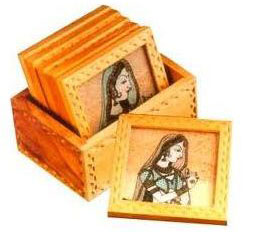Buy Wooden Handicraft Items From Vivaan Handicrafts Arts Vadodara