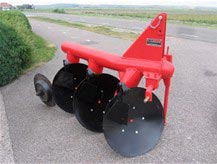 Agricultural Equipment (DISC PLOUGH)