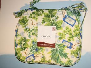 Decorative Chair Pads