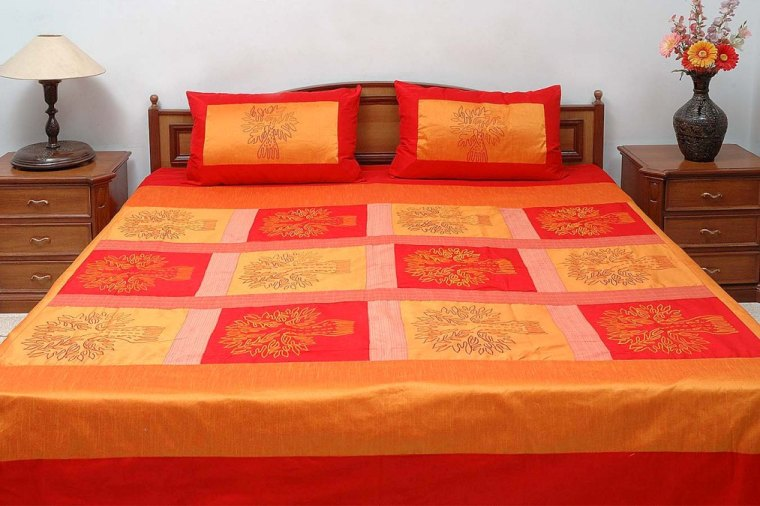 King Size Bed Sheet (DBS 05)
