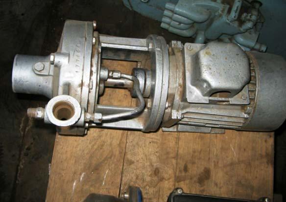 Reusable Marine  Pump