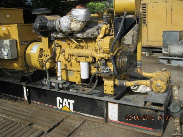 Second-Hand Marine Generators (2)