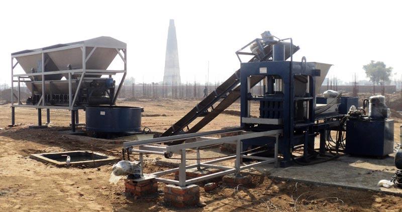Bricks Making Plant (RBM-15)