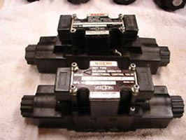Nachi Solenoid Operated Directional Control Valve (SS-G01-C5)