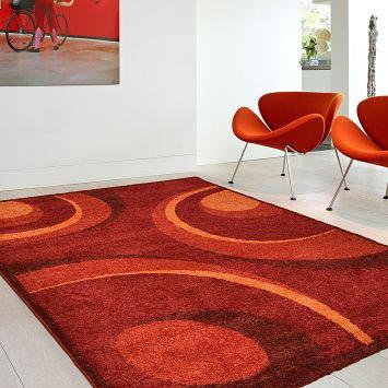 Hand Tufted Woolen Carpets (OC-234)