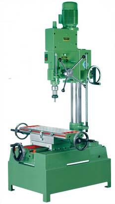 Drilling Cum Milling Machine (SI-6DMU-G)