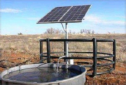 Solar Water Submersible Pumps