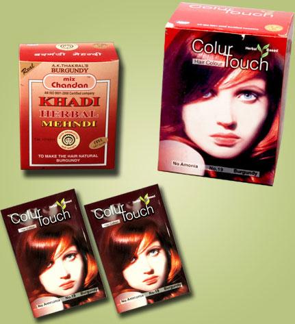 Burgundy Henna Hair Color Manufacturer in Ambala Haryana India by ...