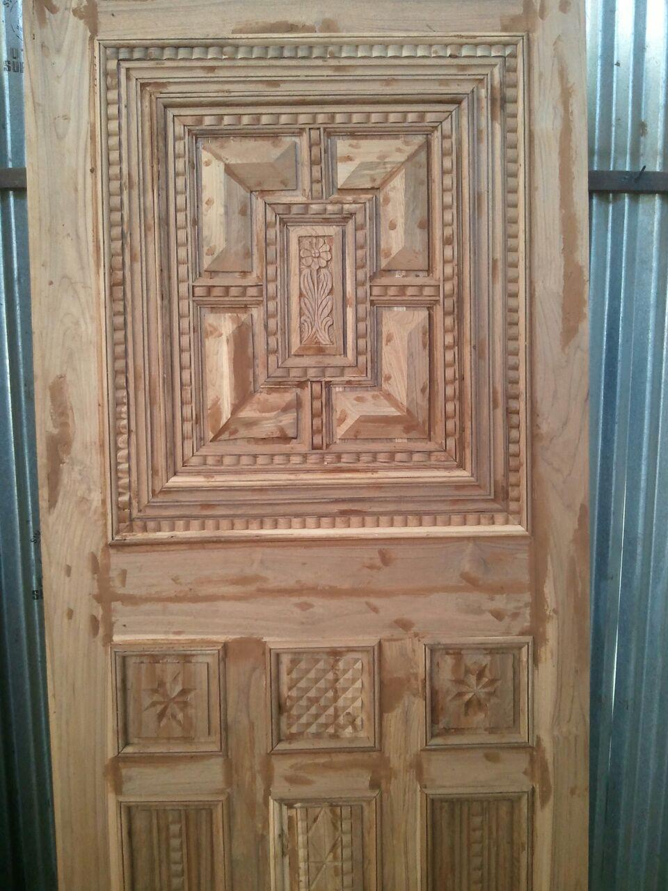 Buy teak wood doors from fortune teak doors plywoods for Readymade teak wood doors hyderabad