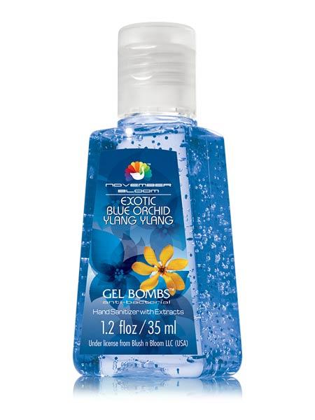 Blue Orchid Ylang Ylang Hand Sanitizer