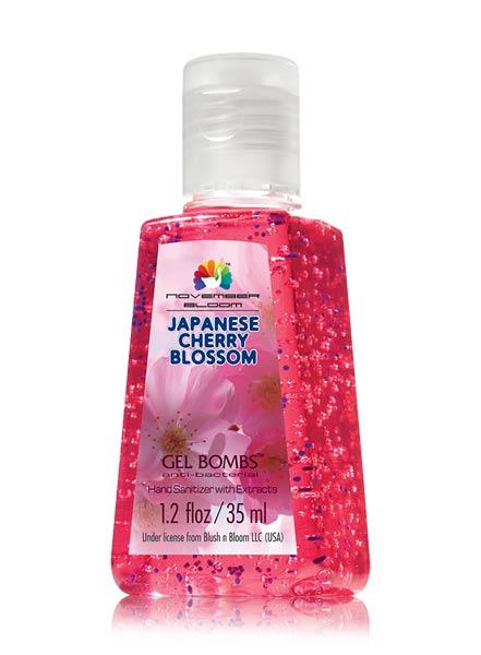 Cherry Blossom Hand Sanitizer