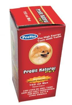 Provit Natural Pet Omega Fatty Acids (3)