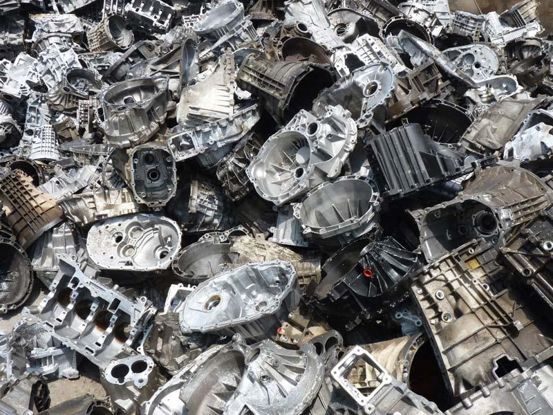 Cheap Cast Aluminum scrap (356353)