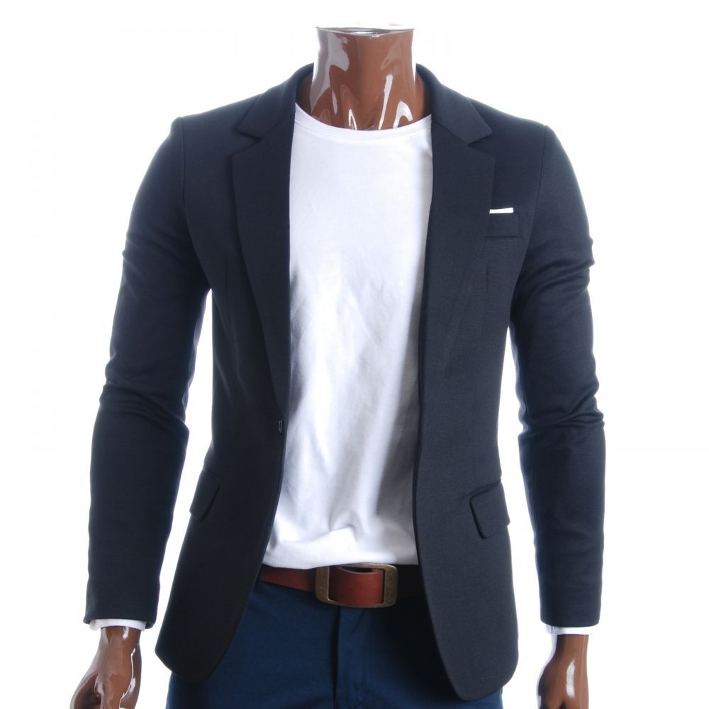 Mens Casual Single-breasted Pure Color Slim Fit Suit Jacket Blazers US$ Men Fashion Business Casual Slim Fit Suit Coat Blazers US$ Mens Casual British Style Suits Fashion Single-breasted Button Blazers Slim Fit Coats 5 Color US$