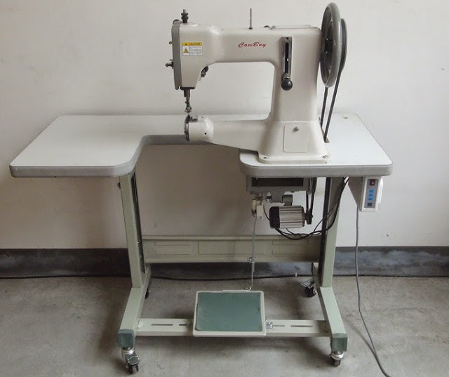 Buy Cowboy CB40 Heavy Leather Sewing Machine For Saddle And Fascinating Harness Leather Sewing Machine