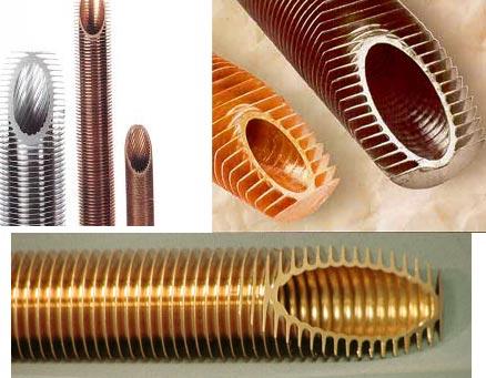 Copper Alloys Finned Tubes