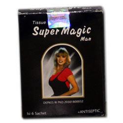 Super Magic Man Tissue Manufacturer in Chennai Tamil Nadu India by