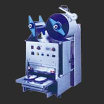 Bench Type Tray Sealing Machine