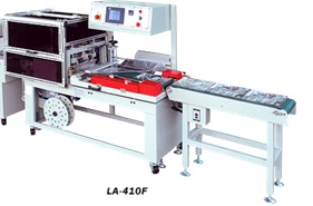 Fully Automatic Side-sealer (Fast)