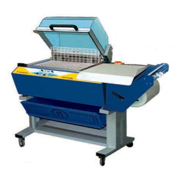 Shrink Wrapping Machines (Italydibipack)