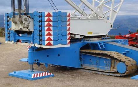 Demag Cc 2800 Crawler Crane Manufacturer In Mumbai