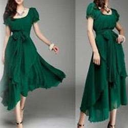 buy ladies one piece dress from kvs exports india id